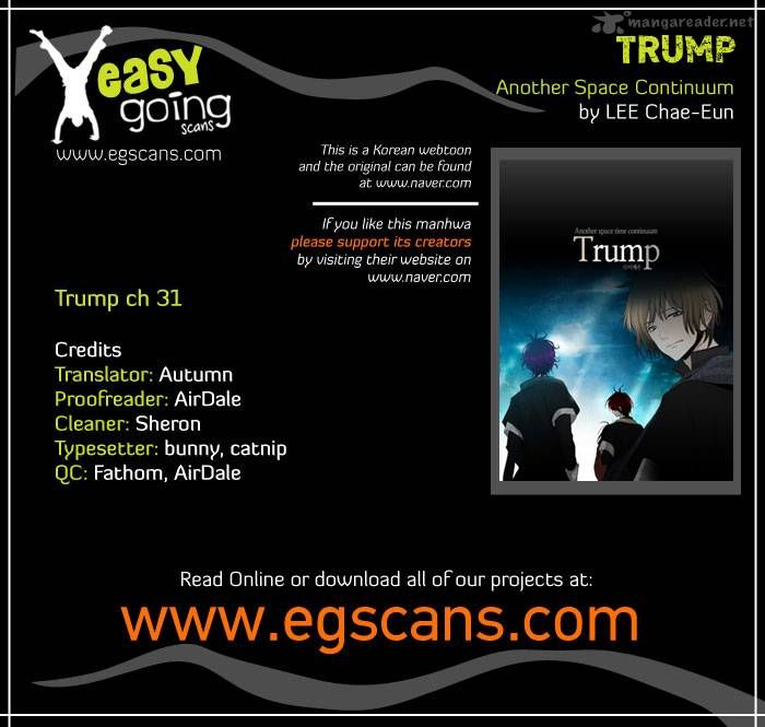 Trump (LEE Chae-Eun) 31 Page 1