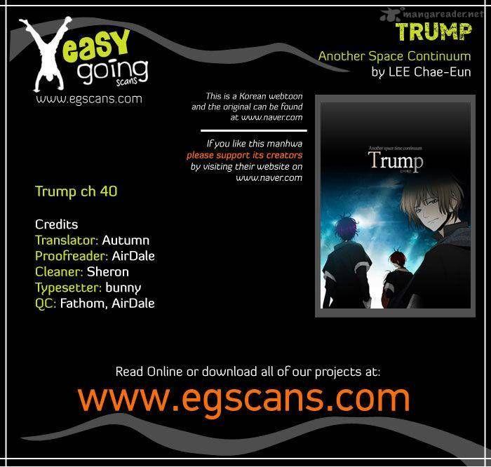 Trump (LEE Chae-Eun) 40 Page 1