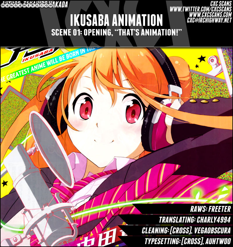 Ikusaba Animation 1 Page 1