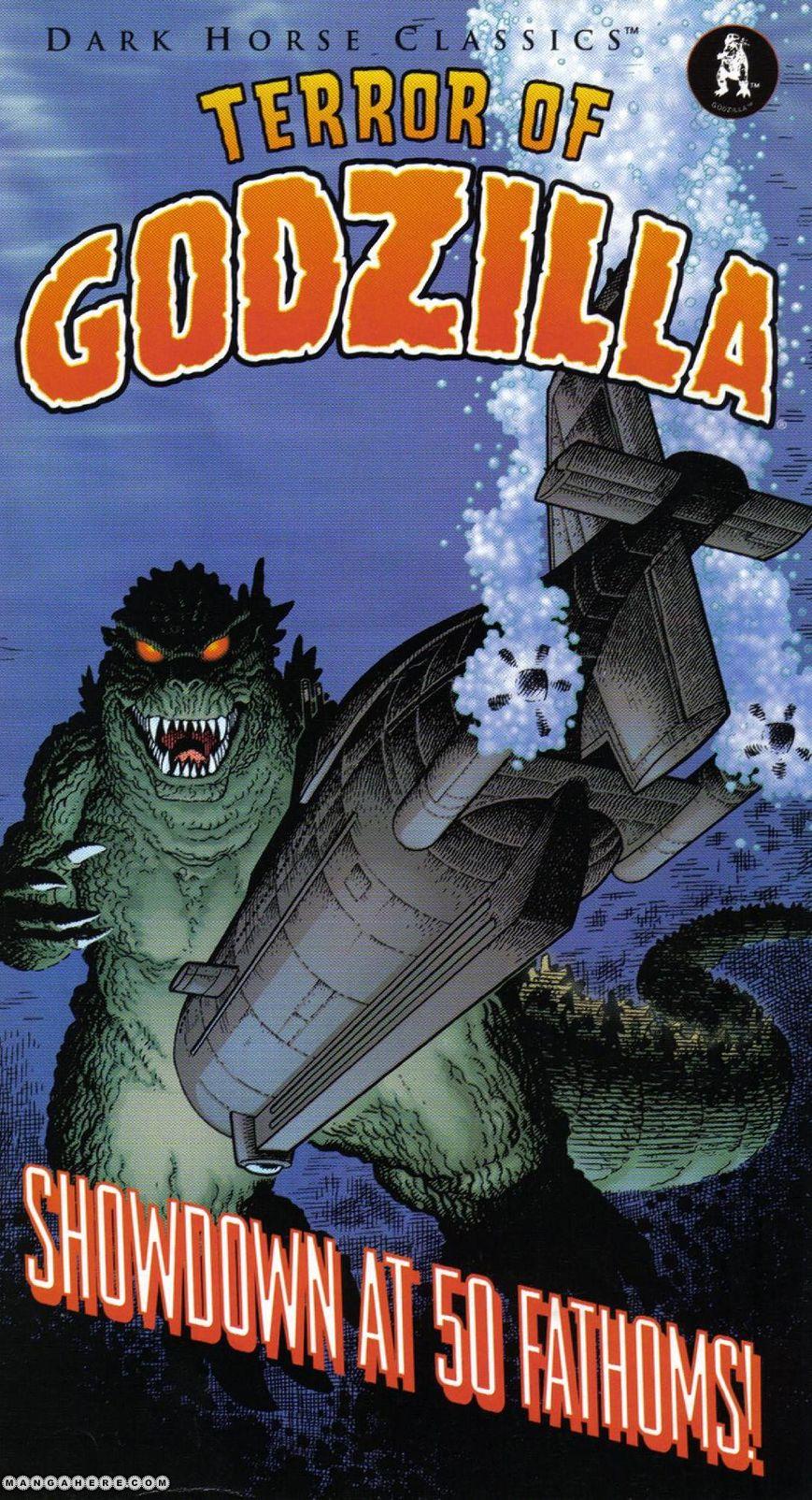 Godzilla 1 Page 1