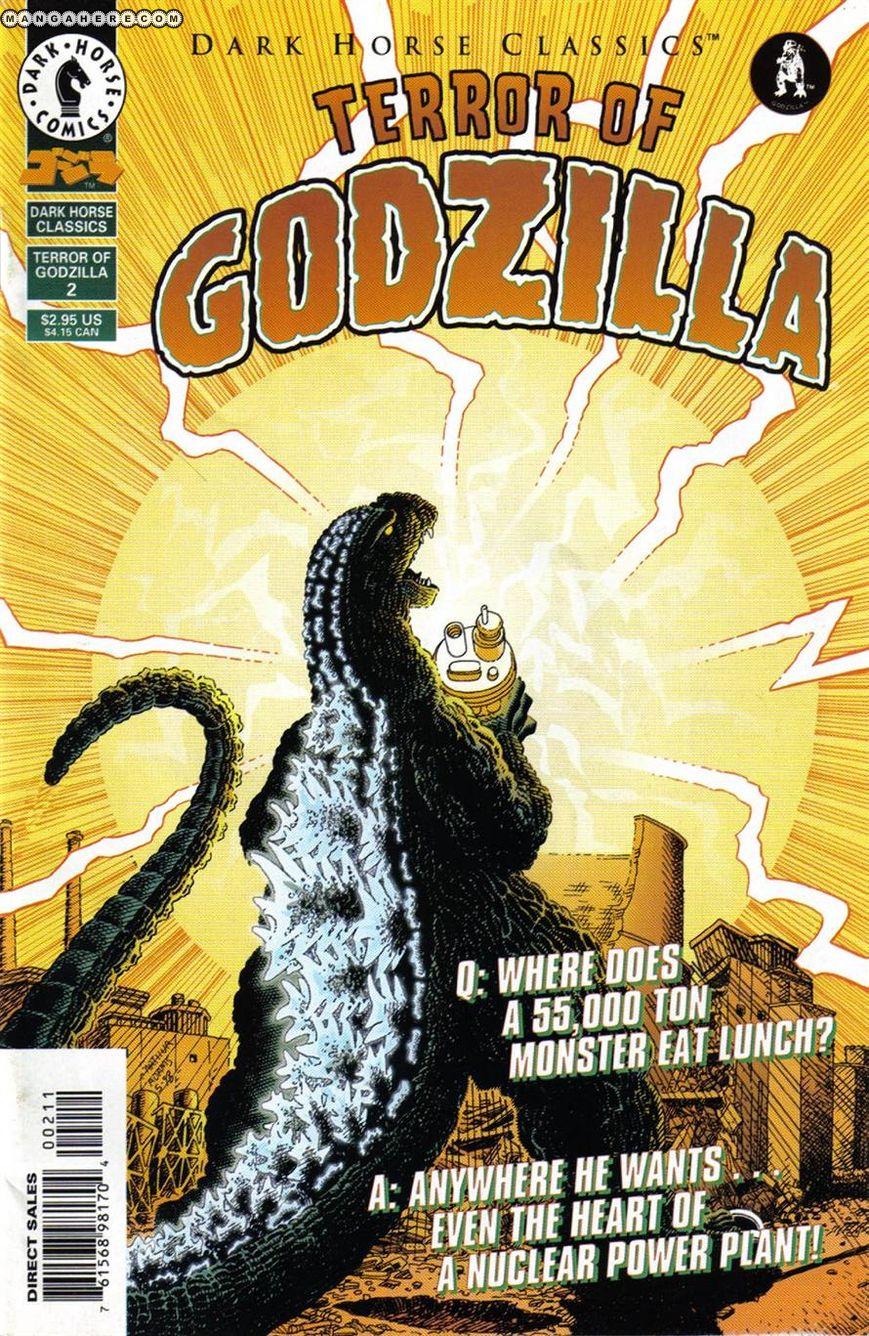 Godzilla 2 Page 2