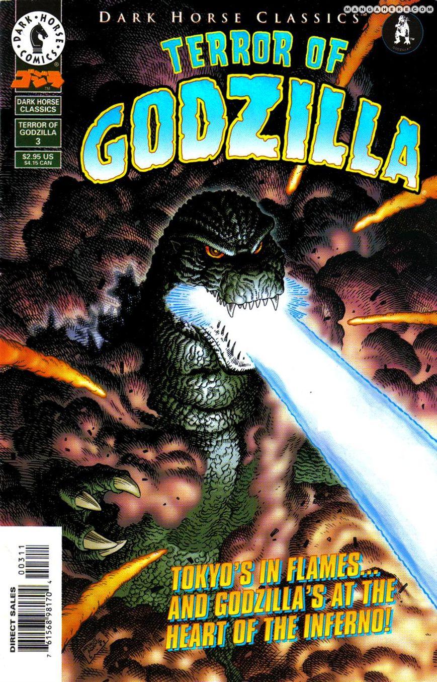 Godzilla 3 Page 1