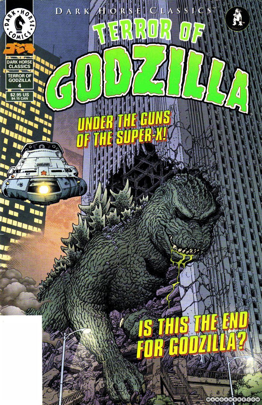 Godzilla 4 Page 1