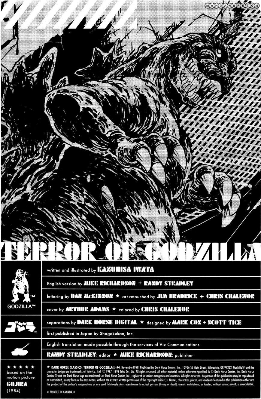 Godzilla 4 Page 2