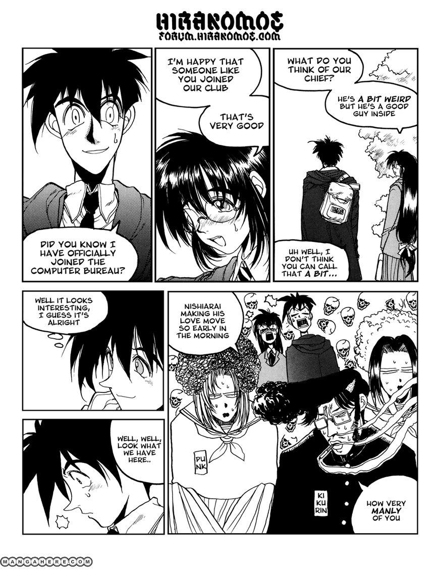 Susume!! Seigaku Dennou Kenkyuubu 5 Page 2