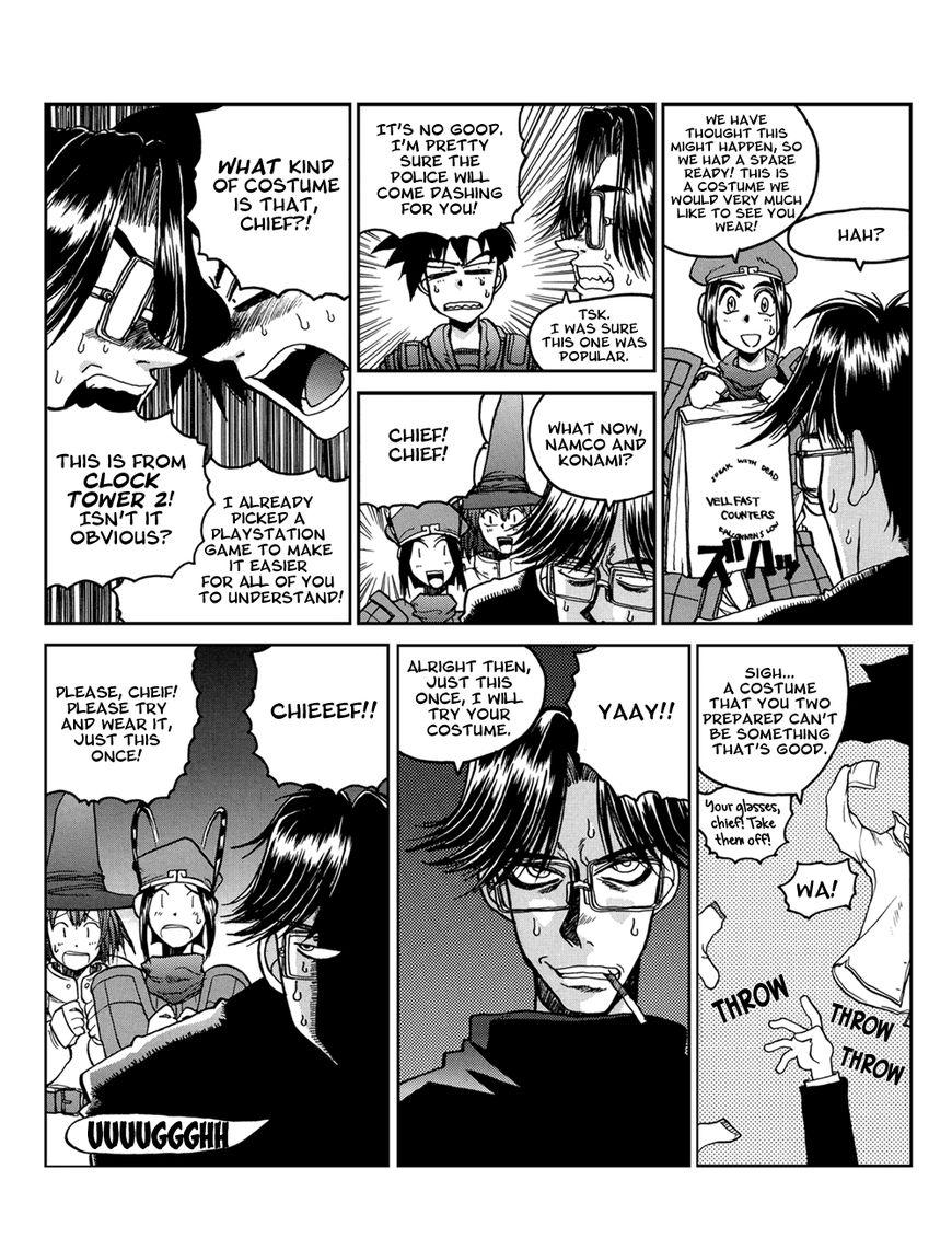 Susume!! Seigaku Dennou Kenkyuubu 8 Page 2