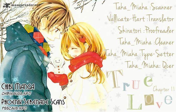 True Love (SUGIYAMA Miwako) 11 Page 1