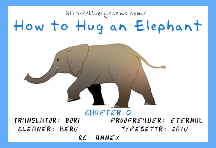 How to Hug an Elephant 0 Page 1