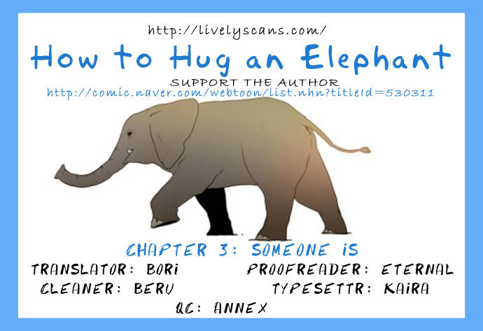 How to Hug an Elephant 3 Page 1