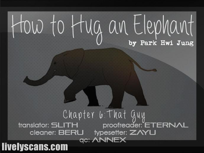 How to Hug an Elephant 6 Page 1
