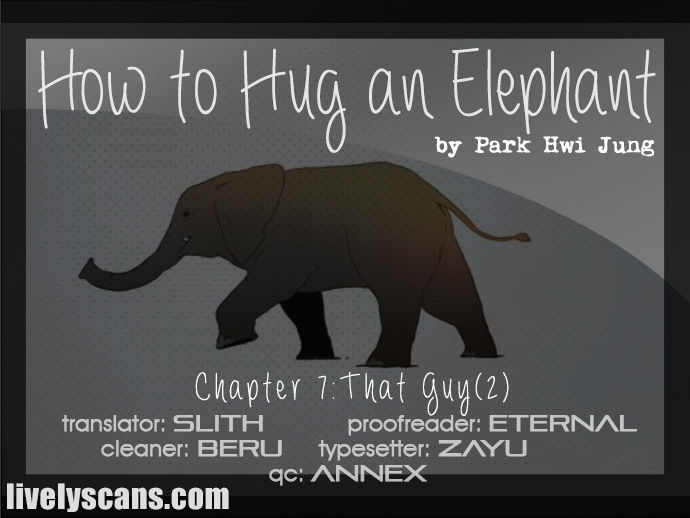 How to Hug an Elephant 7 Page 1