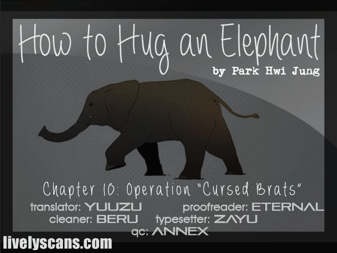 How to Hug an Elephant 10 Page 1