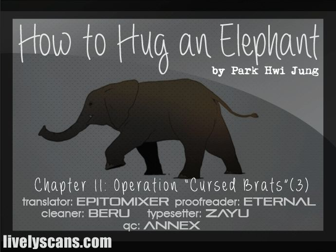 How to Hug an Elephant 11 Page 1
