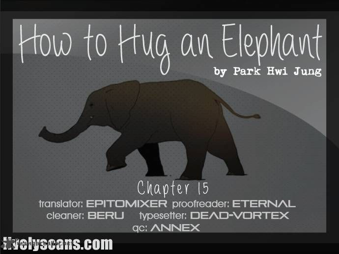 How to Hug an Elephant 15 Page 1