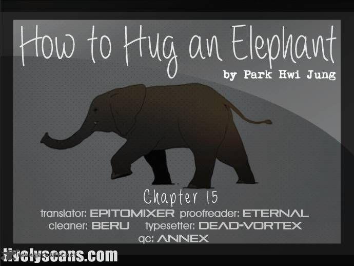 How to Hug an Elephant 15 Page 1