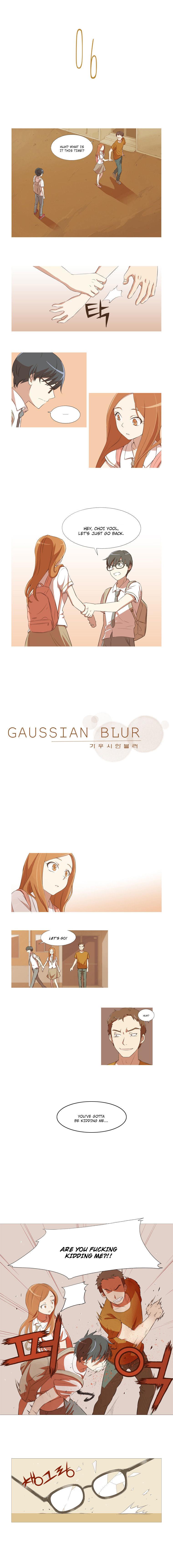 Gaussian Blur 6 Page 1