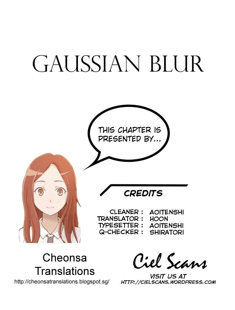 Gaussian Blur 9 Page 1
