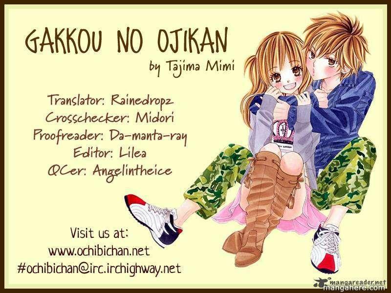 Gakkou no Ojikan 38 Page 2