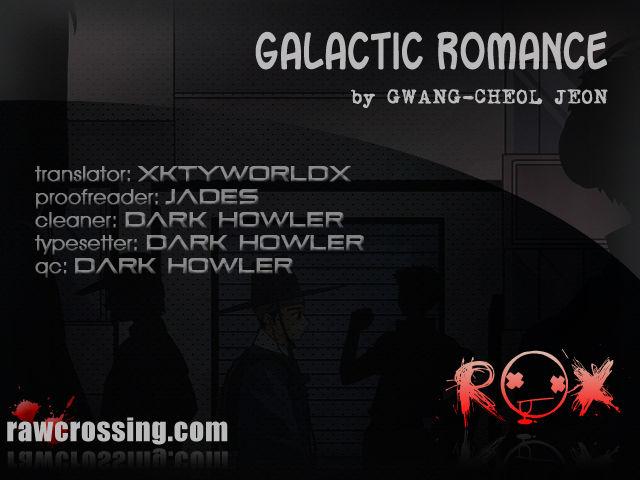 Galactic Romance 1 Page 1