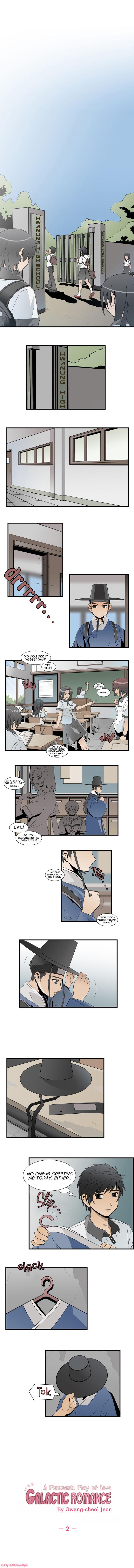Galactic Romance 2 Page 2