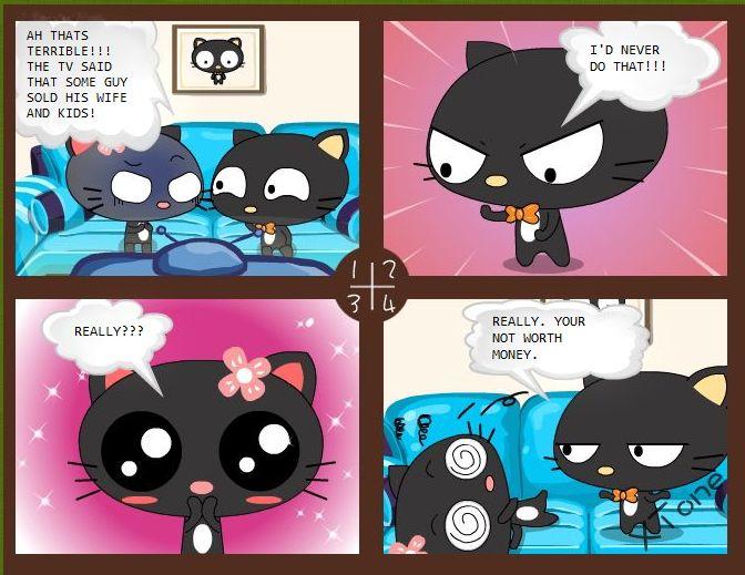 Hey, Li Cat 1 Page 2