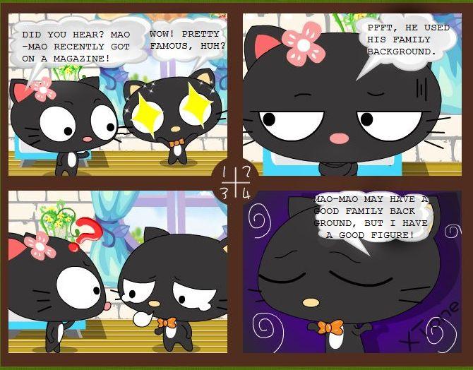 Hey, Li Cat 1 Page 4