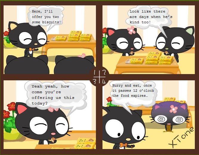 Hey, Li Cat 3 Page 2