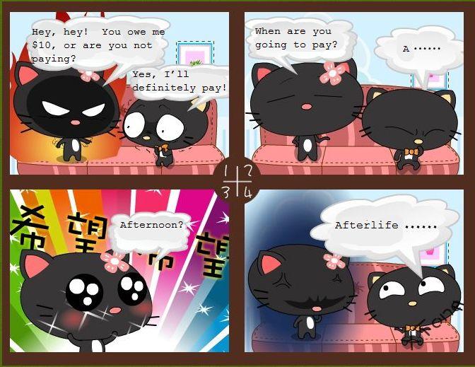Hey, Li Cat 3 Page 3