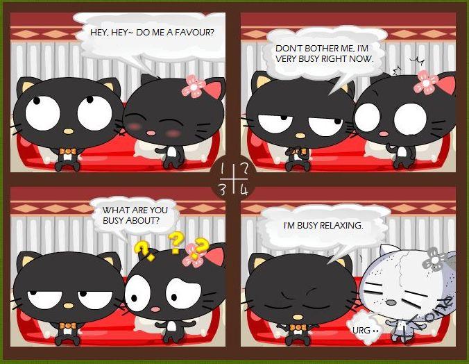 Hey, Li Cat 5 Page 2