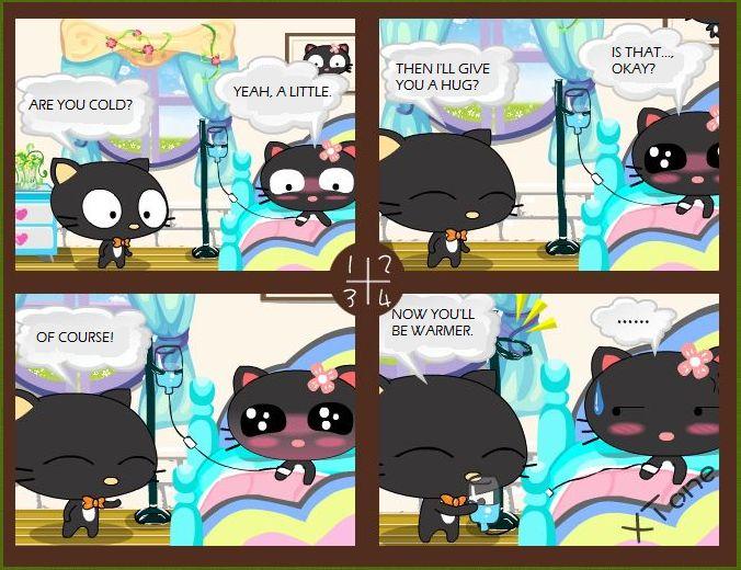 Hey, Li Cat 5 Page 3