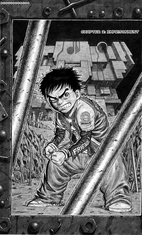 Prisoner Riku 2 Page 1