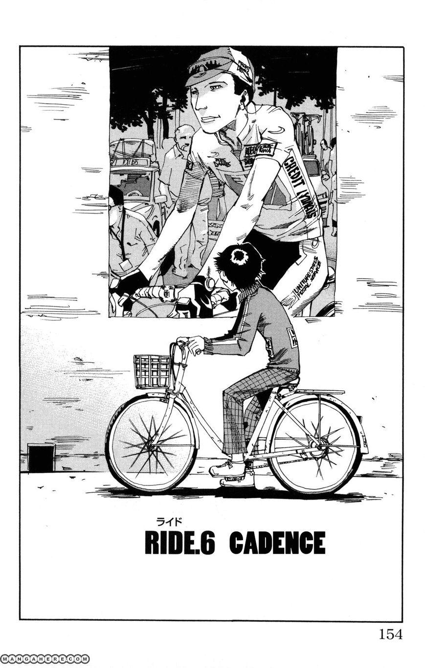 Yowamushi Pedal 6 Page 2