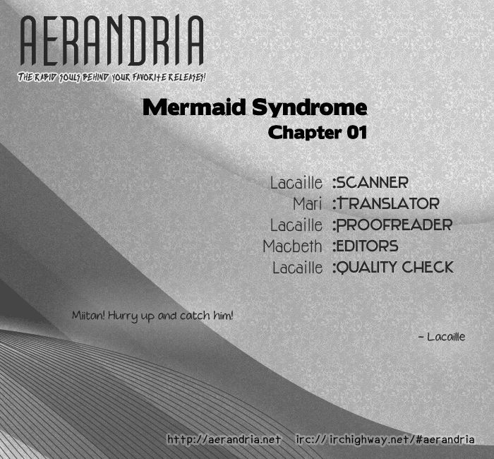Mermaid Syndrome 1 Page 4