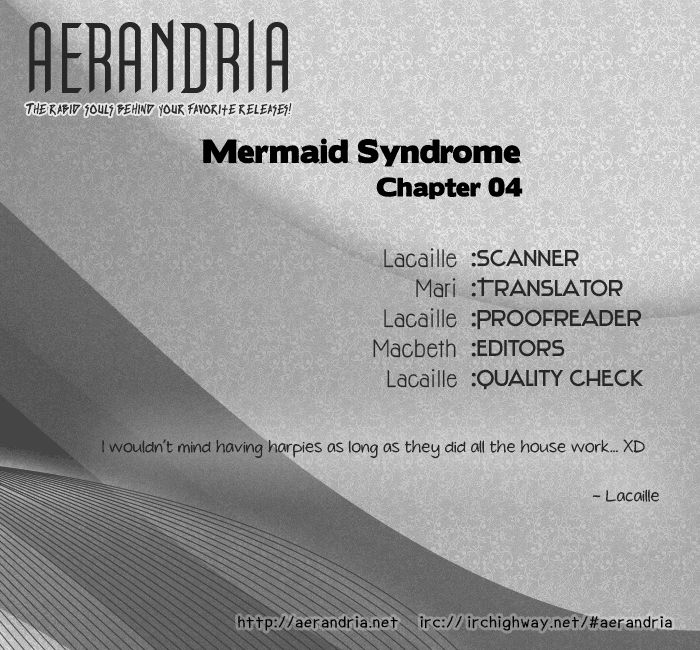 Mermaid Syndrome 4 Page 2