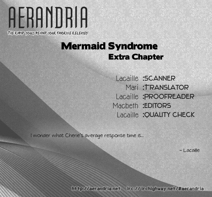 Mermaid Syndrome 4.5 Page 2