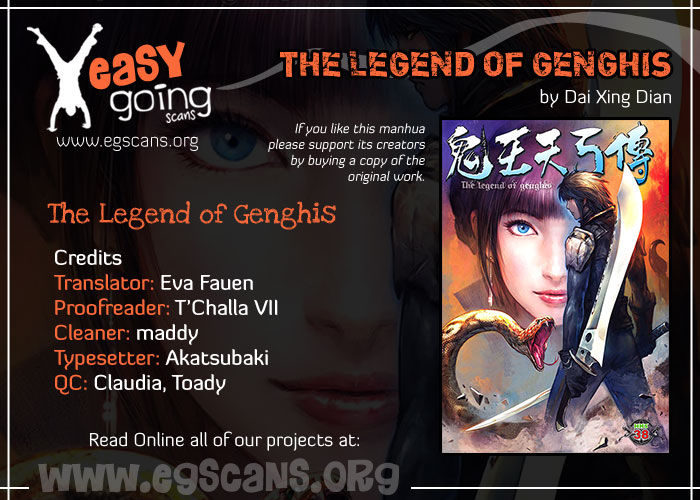 The Legend of Genghis 1 Page 2