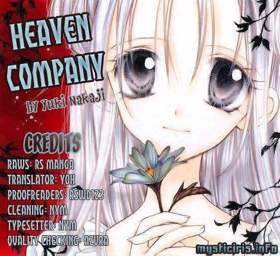 Heaven Company 1 Page 1