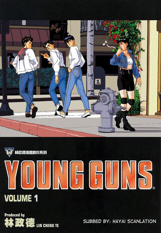 Young Guns 1 Page 2
