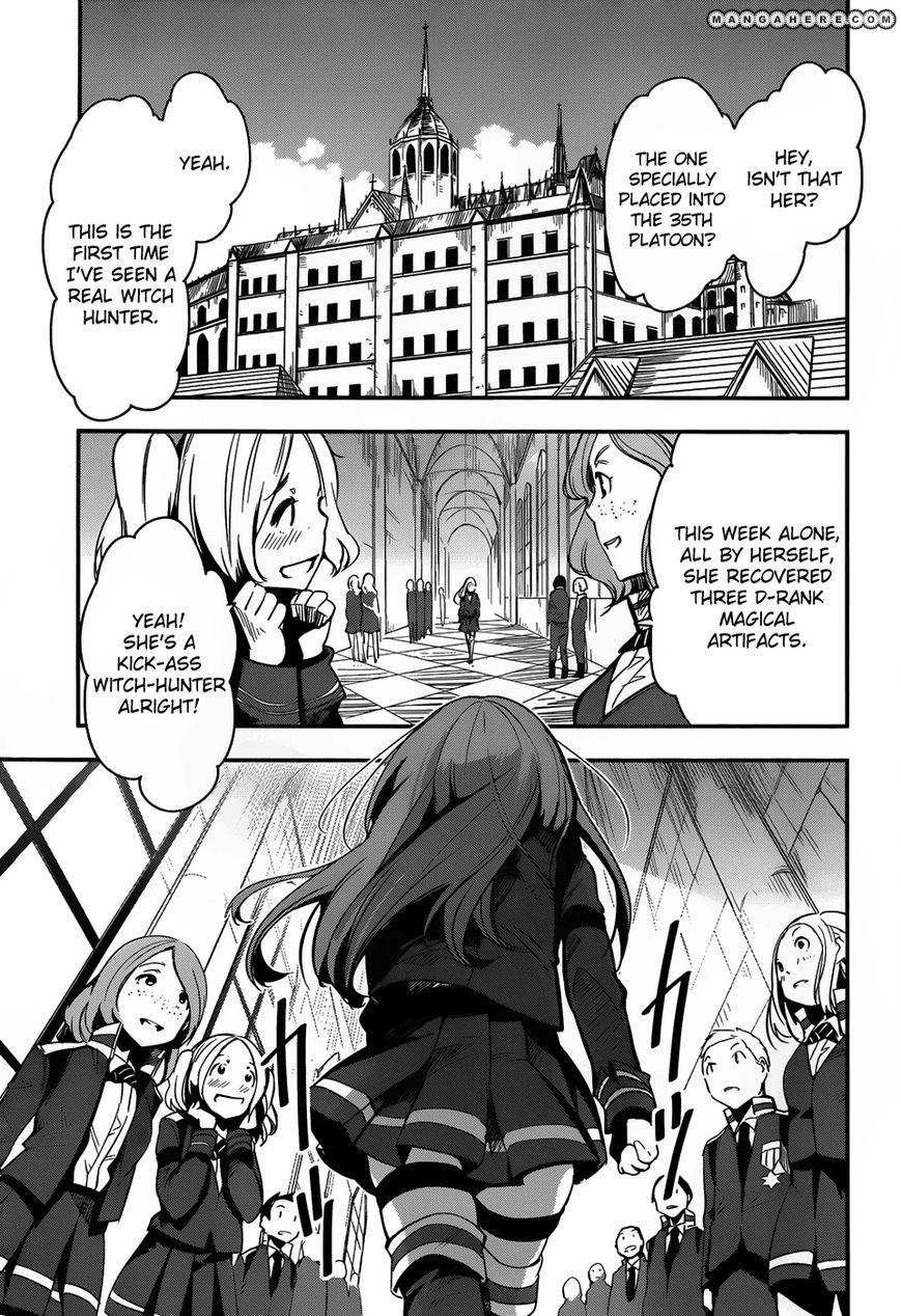 Taimadou Gakuen 35 Shiken Shoutai 5 Page 2
