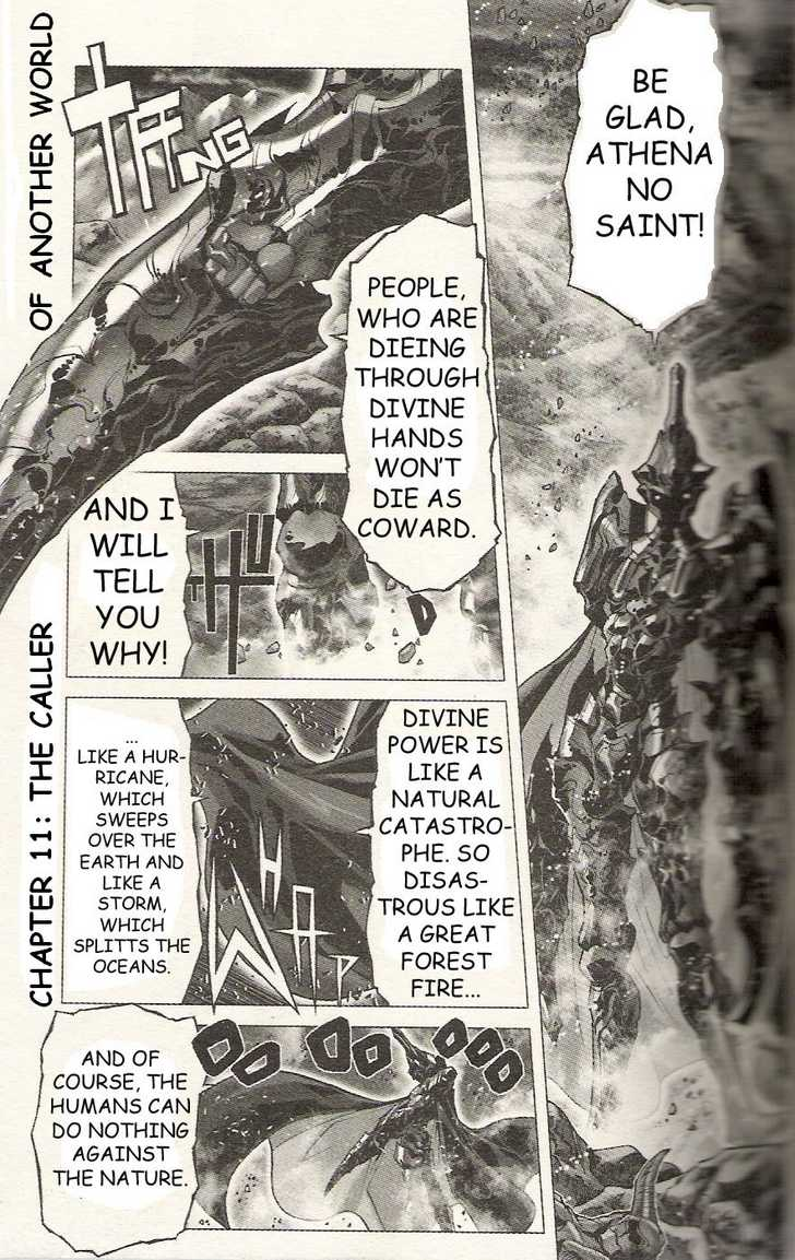 Saint Seiya Episode.G 11 Page 3