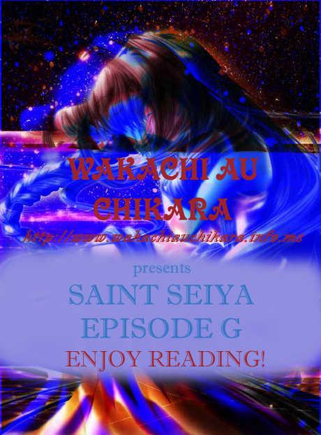 Saint Seiya Episode.G 14 Page 1