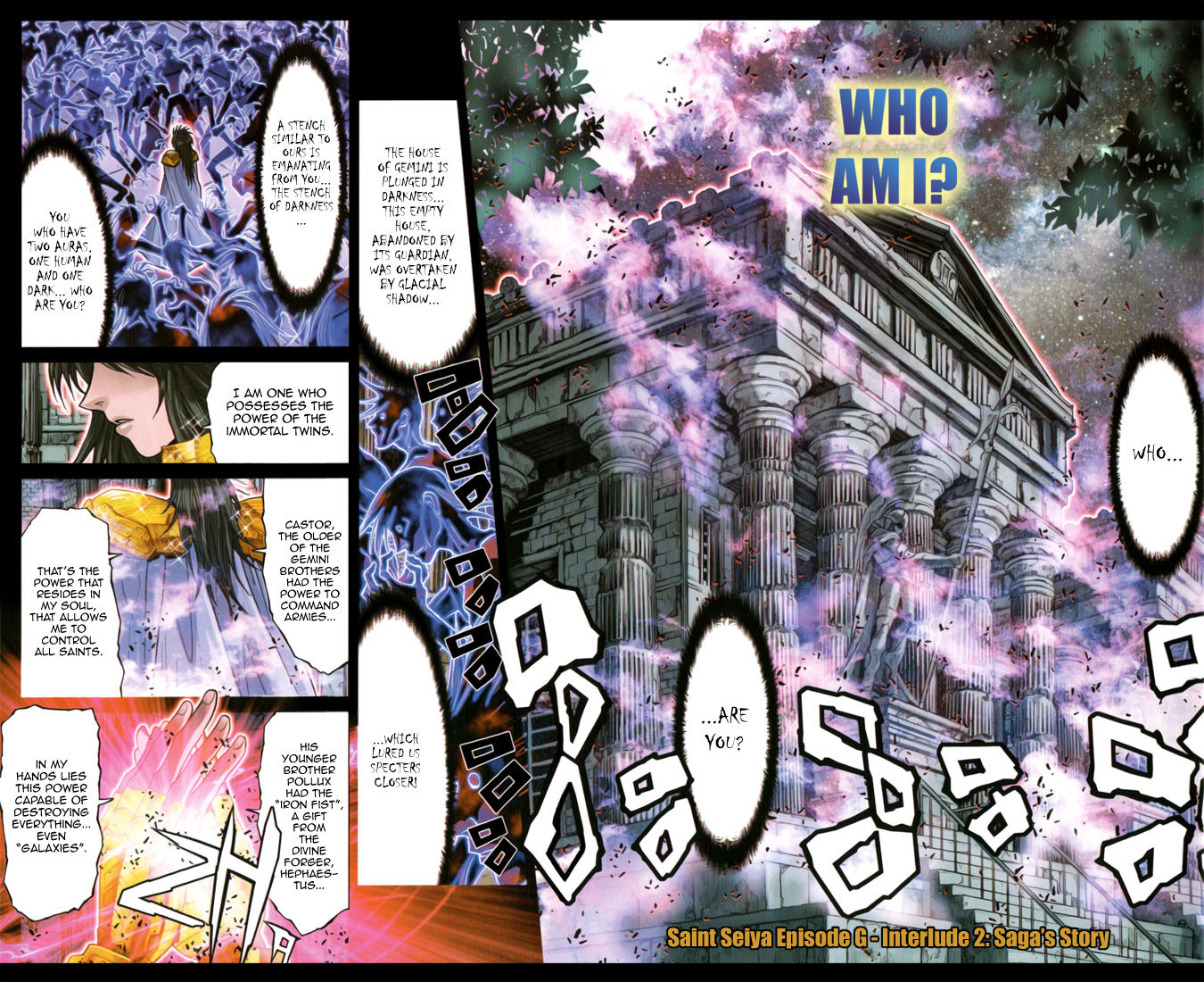 Saint Seiya Episode.G 9.2 Page 1