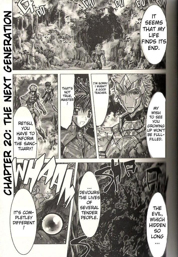 Saint Seiya Episode.G 20 Page 2