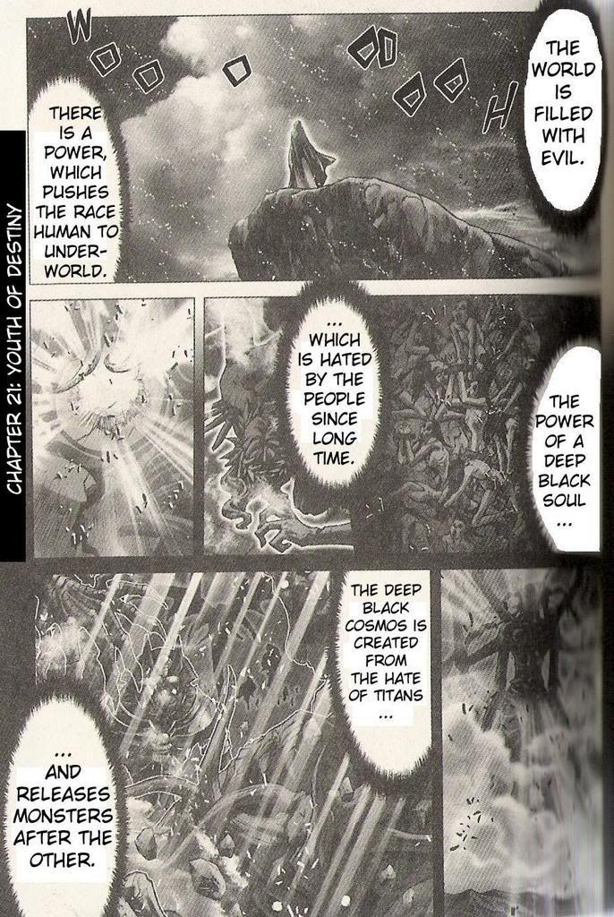 Saint Seiya Episode.G 21 Page 2