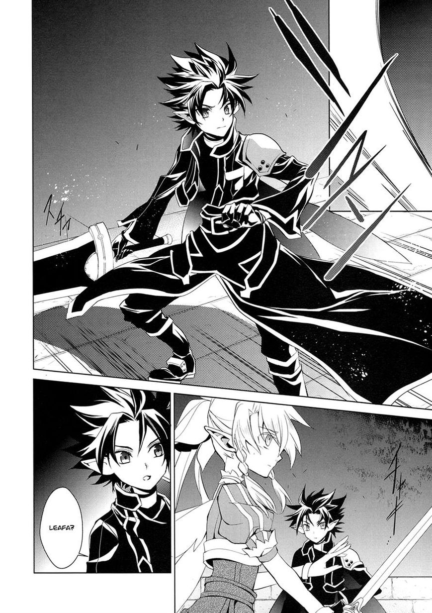 Sword Art Online - Fairy Dance 5 Page 2