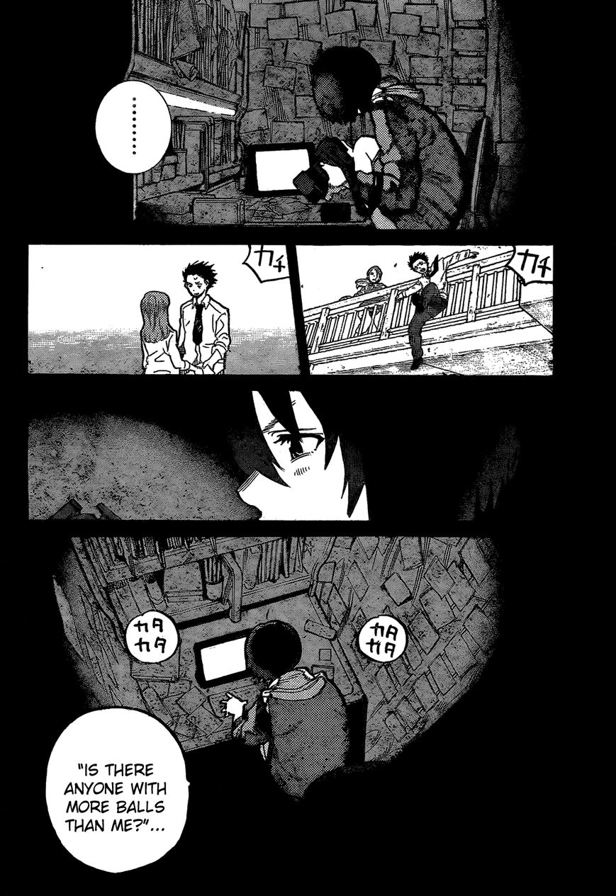 Koe no Kitachi 12 Page 2