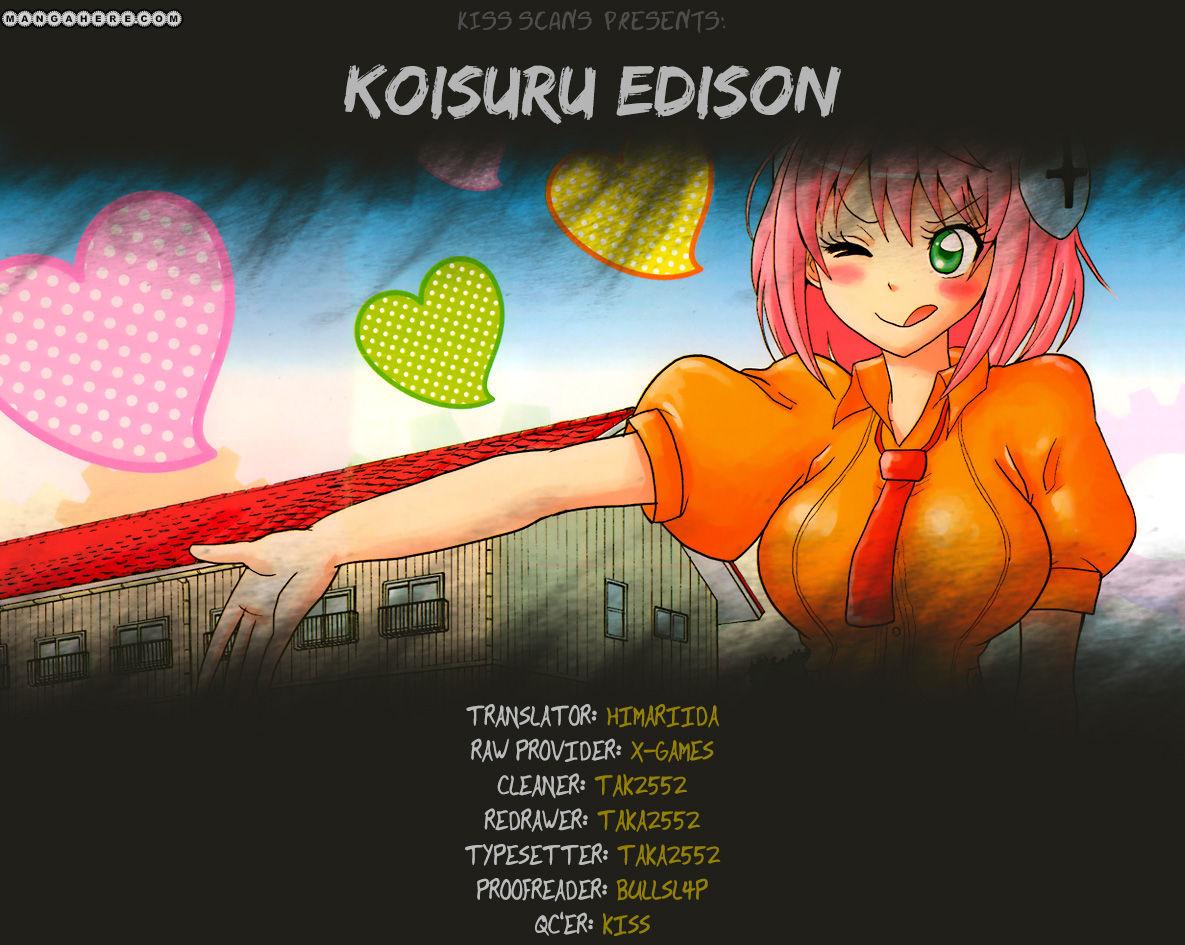 Koisuru Edison 1 Page 1