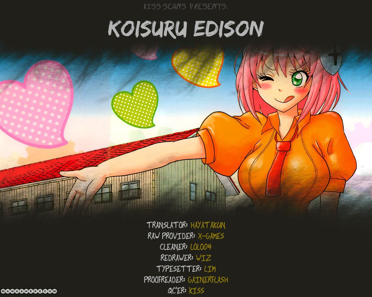 Koisuru Edison 2 Page 1