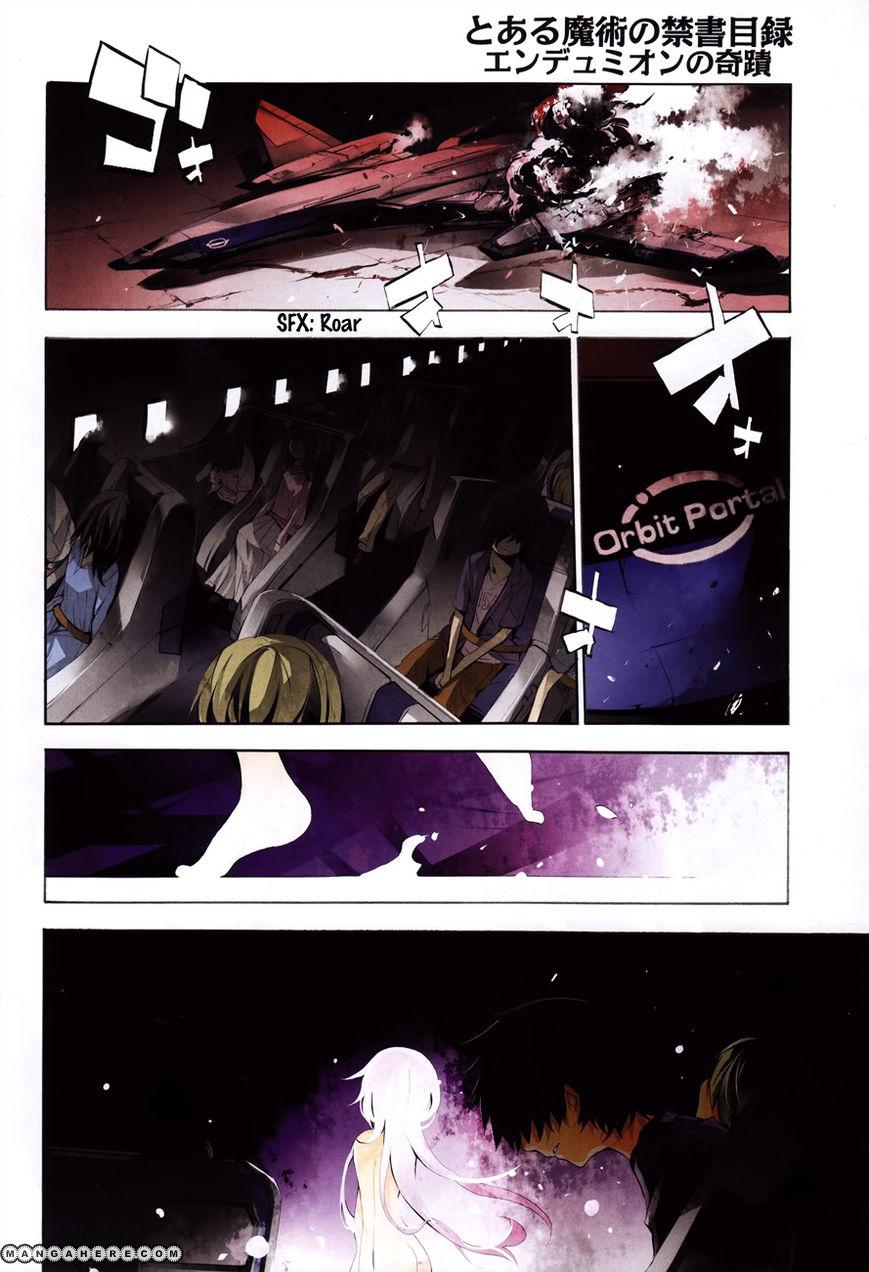 To Aru Majutsu no Kinsho Mokuroku - Endymion no Kiseki 1 Page 3