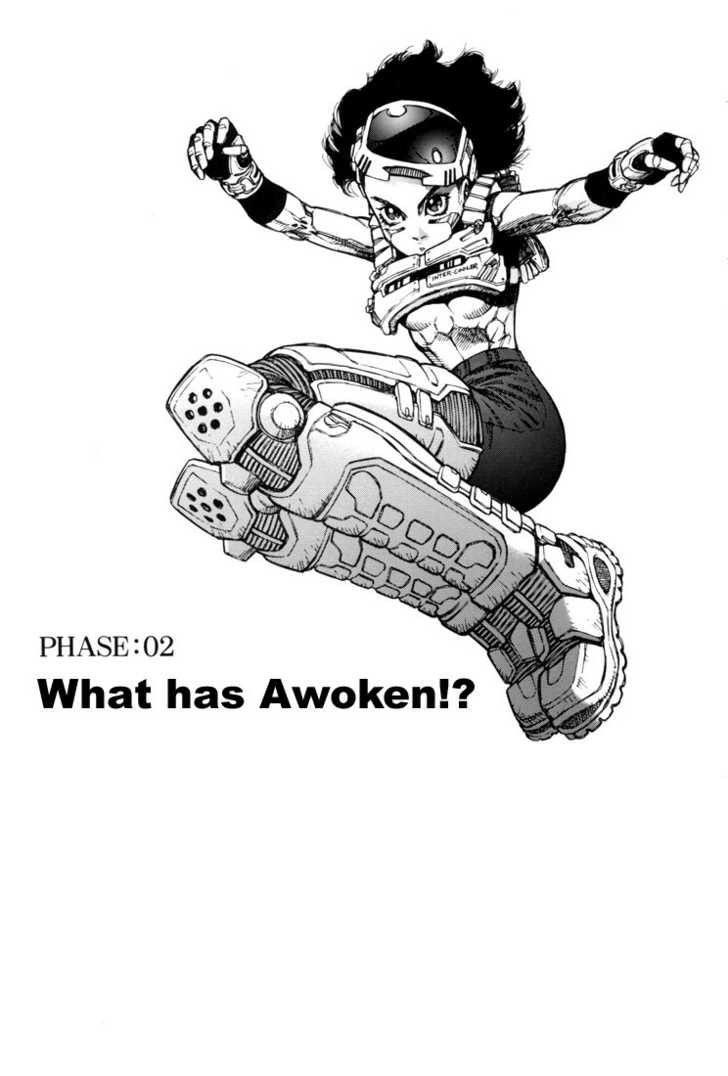 Battle Angel Alita: Last Order 2 Page 1